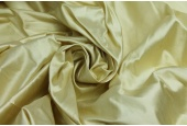 Silk Dupion - Pale Yellow - B13