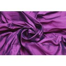 Silk Dupion - Amethyst Shot Purple - B81