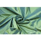 Silk Dupion - Green Shot Blue - B92