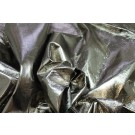 Metallic leather Skin - Dull Gold Crinkle