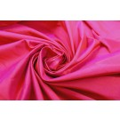 Silk Dupion - Fuchsia Shot Red - B43