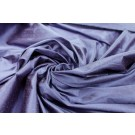 Silk Dupion - Violet Shot Black - B29