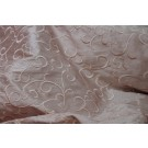 Classic Swirl Embroidery - Pink
