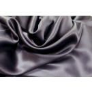 Anthracite Silk Satin - 140cm wide