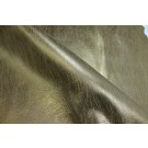 Leather Skin - Textured Metallic Dull Gold
