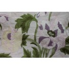 Garden Embroidery - Pale Pink