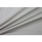 Perforated Leatherette Airtex - Off White
