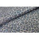 Leather Skin - Blue Glittery Leopard