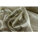 Silk Organza - Metallic Black Gold