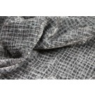 Silk Velvet Devore - Grey
