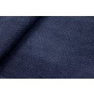 Heavy Herringbone Wool - Navy