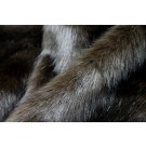 Faux Fur - Deep Pile Brown