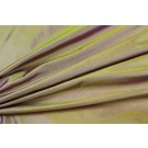Lightweight Silk Taffeta - Amethyst shot Yellow