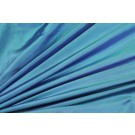 Lightweight Silk Taffeta - Purple shot Turquoise