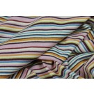 Stripe Wool Jersey - Multicoloured