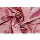 Silk Dupion - Bright Pink shot White - B82