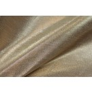 Crisp Metallic Texture Silk - Gold