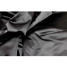 Poly Duchesse Satin - Black