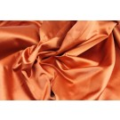 Poly Duchesse Satin - Bright Orange