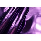 Mirror Finish Leatherette - Purple