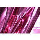 Mirror Finish Leatherette - Pink