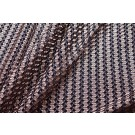 Herringbone Mesh - Bronze Black
