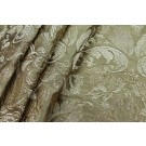Jacquard Style Embroidery - Gold