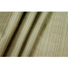 Striped Silk Taffeta - Old Gold