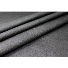 Glitter Coated Fabric - Black