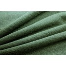 Boiled Wool Heavy Knit - Green