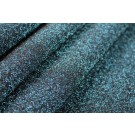 Glittery Wool Knit - Turquoise