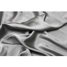 Silver Silk Satin - 140cm wide