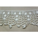 Guipure Lace Trim- Ivory