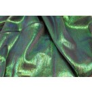 Iridescent Sheer Organza - Green