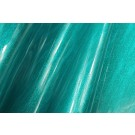 Glossy Glitter PVC - Turquoise