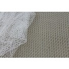 Large Honeycomb Net - Ivory