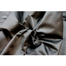 Silk Duchesse Satin - Black
