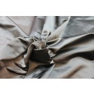 Silk Duchesse Satin - Charcoal
