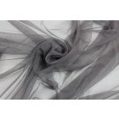 Soft Nylon Tulle - Dark Grey