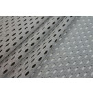 Perforated Airtex Texture Jersey - Grey