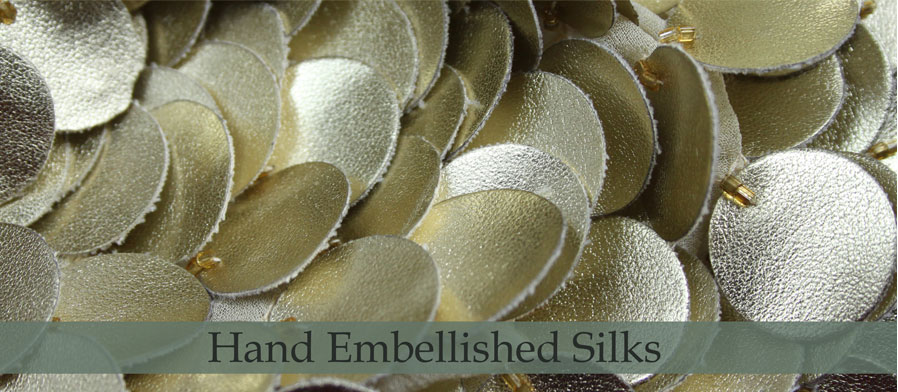 Click for Embellished Fabric