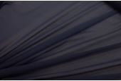 Dark Navy Silk Georgette