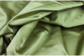 Poly Duchesse Satin - Spring Green