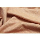 Herringbone Wool - Orange and Pale Pink