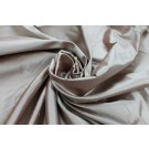 Silk Dupion - Ivory Shot Brown - B08