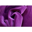 Cotton Velvet - Deep Heather