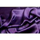 Purple Silk Satin - 140cm wide