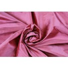 Silk Dupion - Red shot Pink - B42