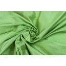 Silk Dupion -  Bright Green shot Gold - B97