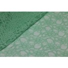 Corded Lace - Mint
